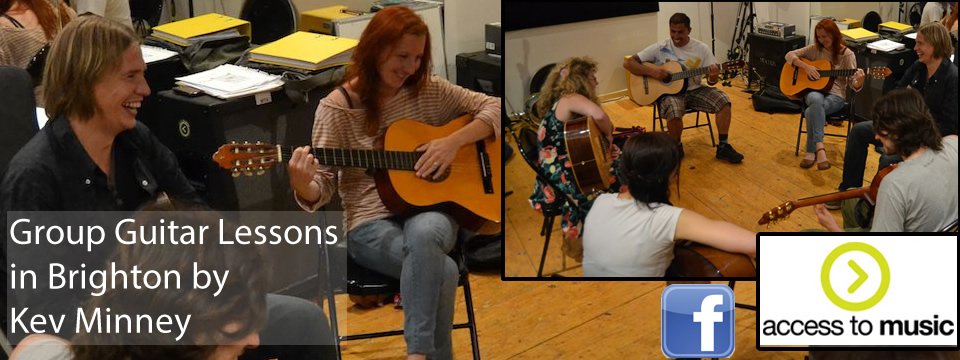 guitar lessons brighton